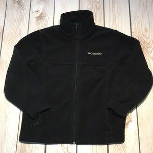 Columbia youth's fleece jacket